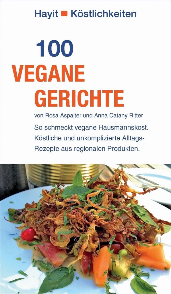 100 vegane Gerichte