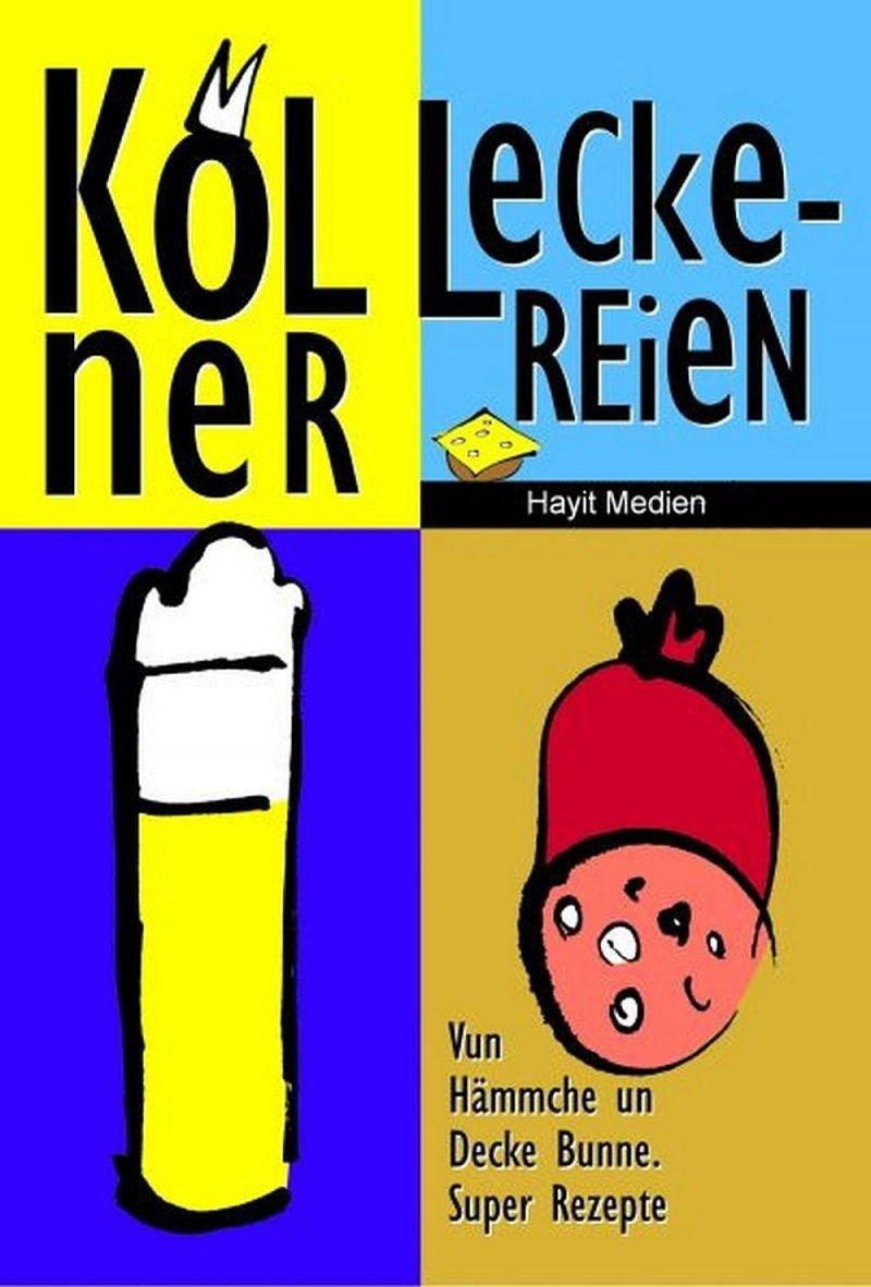Kölner Leckereien Cover