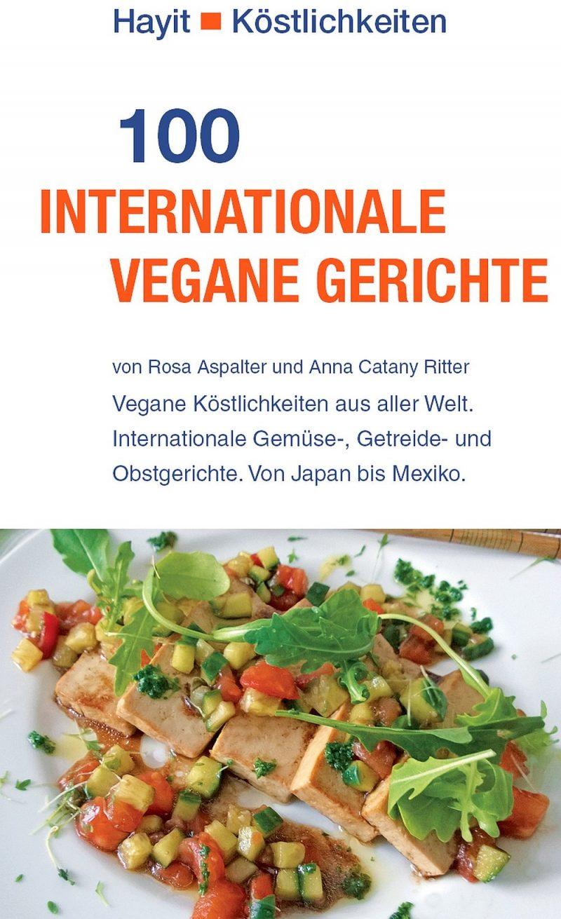 100 internationale vegane Gerichte